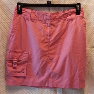 Cool EUC sz 8 Tommy Hilfiger 5 pocket short skirt